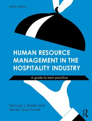Human Resource Management in the Hospitality Industry A Guide to Best Practice