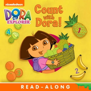 Count with Dora! Read-Along Storybook (Dora the Explorer)