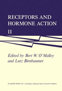 Receptors and Hormone Action: Volume II