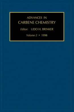 Book Advances in Carbene Chemistry, Volume 2 by Brinker, U.H.