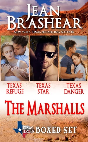 The Marshalls Boxed Set Books 1-3
