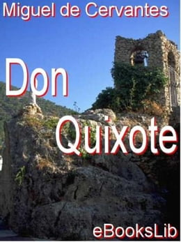 Book Don Quixote by Migeul de Cervantes