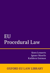 EU Procedural Law