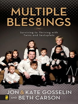 Book Multiple Blessings by Jon and Kate Gosselin