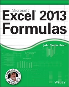 microsoft excel 2013 bible the comprehensive tutorial resource