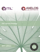 ITIL Service Strategy by AXELOS