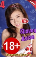 Shaved Asian 4