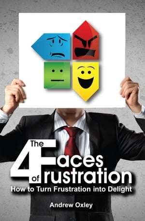 The 4 Faces of Frustration How to Turn Frustration into Delight
