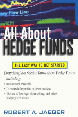 Book All About Hedge Funds by Jaeger, Robert