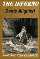 Dante's Inferno The Divine Comedy - Hell, Illustrated by Dante Alighieri
