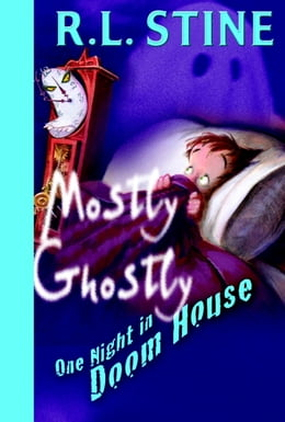 Book One Night in Doom House by R.L. Stine