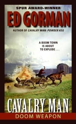 Book Cavalry Man: Doom Weapon by Ed Gorman