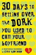 30 Days to Getting over the Dork You Used to Call Your Boyfriend: A Heartbreak Handbook by Clea Hantman