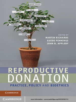 Reproductive Donation Practice,  Policy and Bioethics