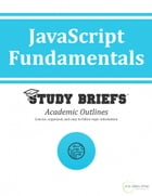 JavaScript Fundamentals by Little Green Apples Publishing, LLC ™