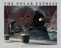 Book The Polar Express by Chris Van Allsburg