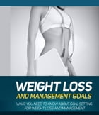 Weight Loss And Management Goals by Anonymous