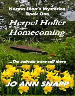 Book Herpel Holler Homecoming Norma Jean's Mysteries Book One by Jo Ann Snapp
