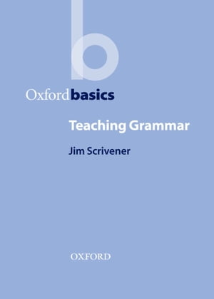 OB: TEACHING GRAMMAR