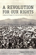 A Revolution for Our Rights: Indigenous Struggles for Land and Justice in Bolivia, 1880–1952 by Laura Gotkowitz
