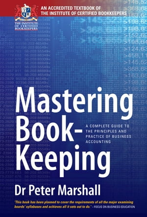 Mastering Book-Keeping by Peter Marshall