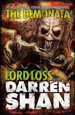 Book Lord Loss (The Demonata, Book 1) by Darren Shan