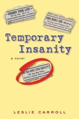 Book Temporary Insanity by Leslie Carroll