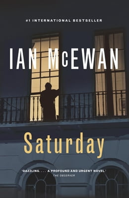 Book Saturday by Ian Mcewan