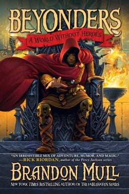 Book A World Without Heroes by Brandon Mull