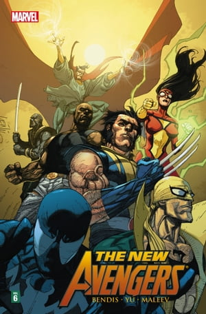 New Avengers Vol. 6: Revolution