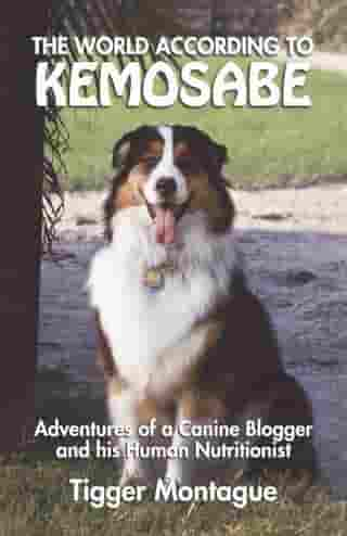 The World According to Kemosabe: Adventures of a Canine Blogger and His Human Nutritionist by Tigger Montague