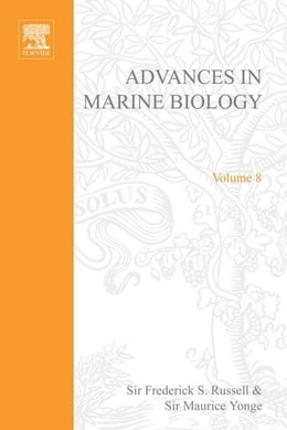 Book Advances in Marine Biology by Russell, Frederick S.