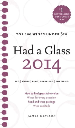 Book Had a Glass 2014 by James Nevison