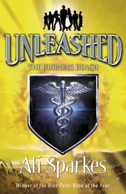 Book Unleashed: Burning Beach by Ali Sparkes