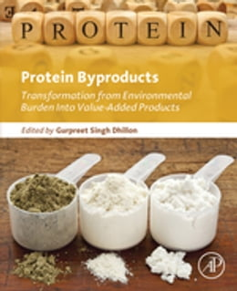 Book Protein Byproducts: Transformation from Environmental Burden Into Value-Added Products by Gurpreet Singh Dhillon