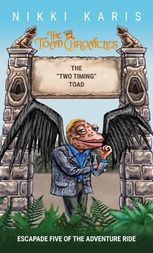 """The """"Two Timing"""" Toad"""