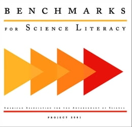 Book Benchmarks for Science Literacy by American Association for the Advancement of Science