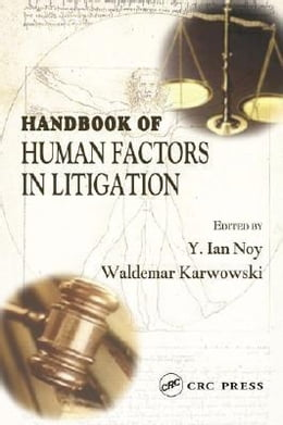 Book Handbook of Human Factors in Litigation by Noy, Y. Ian