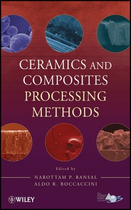 Book Ceramics and Composites Processing Methods by Narottam P. Bansal