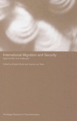 Book International Migration and Security by Guild, Elspeth