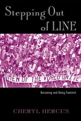 Book Stepping Out of Line by Hercus, Cheryl