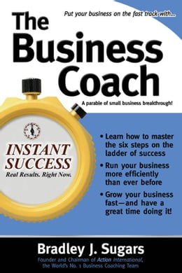 Book The Business Coach by Sugars, Bradley