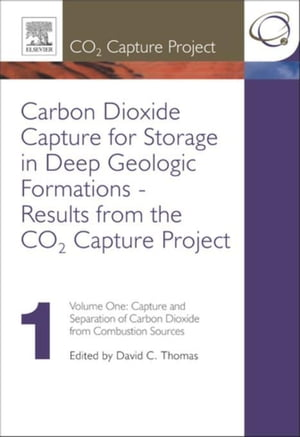 Carbon Dioxide Capture for Storage in Deep Geologic Formations - Results from the CO� Capture Project: Vol 1 - Capture and Separation of Carbon Dioxid