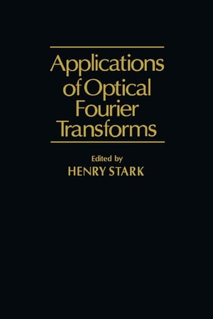 Application of Optical Fourier Transforms