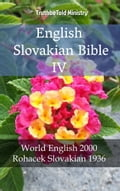 9788233919832 - Joern Andre Halseth, Rainbow Missions, TruthBeTold Ministry: English Slovakian Bible IV - Bok