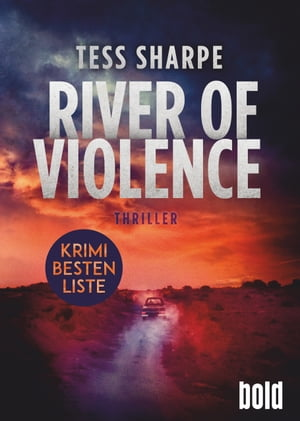 River of Violence: Roman by Tess Sharpe