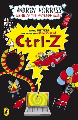 Book Ctrl-Z by Andrew Norriss