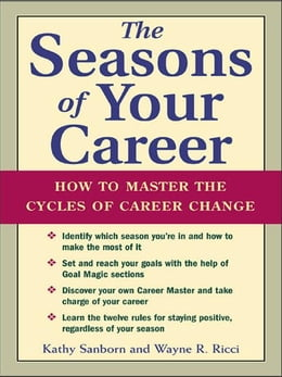 Book The Seasons of Your Career by Sanborn, Kathy