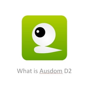What is Ausdom D2