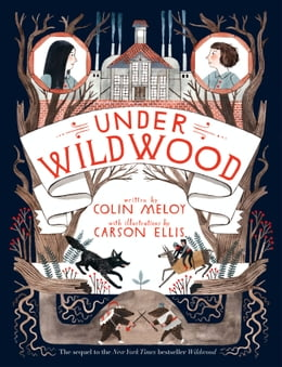 Book Under Wildwood by Colin Meloy